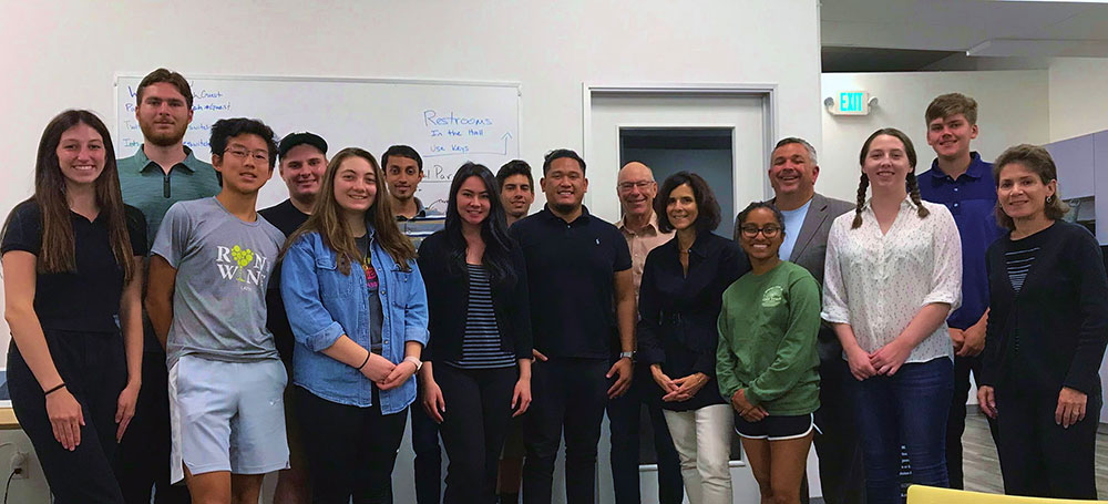 LSSC Conducts Growth Mindset Workshop for ITV Boomerang Interns